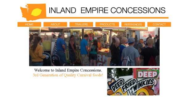 Inland Empire Concessions, a 3rd generation of quality carnival food.